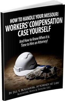 How to Handle Your Missouri Worker's Compensation Case Yourself